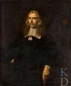Anonymous - Portrait of Jean Deutz (1618-1673)