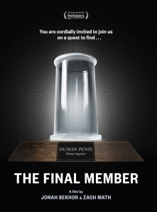 Film poster for 'The Final Member'