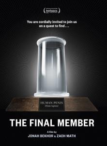 Film poster for 'The Final Member'